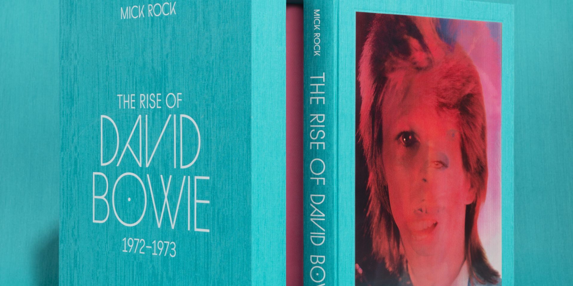 Photo album The Rise of David Bowie, Taschen